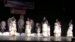 MMA Onam 2009   Shyamasundara Opening Dance