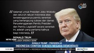 Ucapan Selamat untuk Jokowi dari Dunia