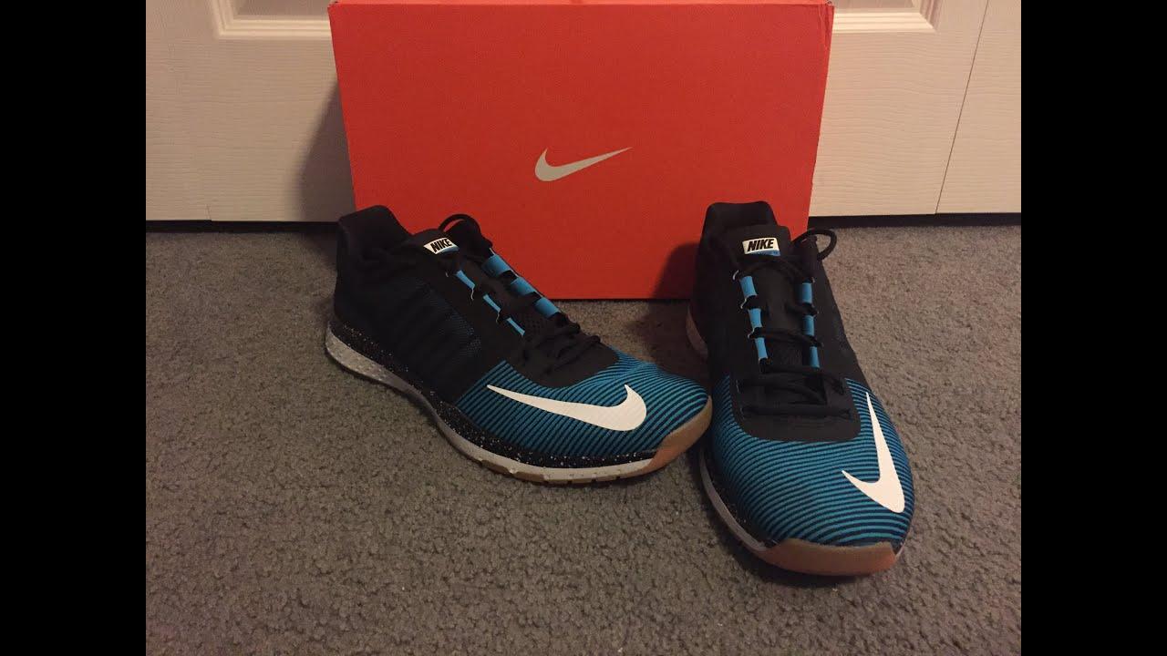 Men CvACTU9o Nike Zoom Speed TR 3 BlackBlue LagoonBlack