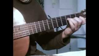 Lady - for solo acoustic guitar
