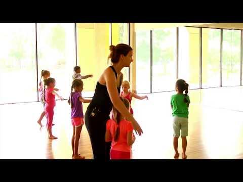 Kids beginners ballet