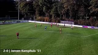 Dalfsen - Zuidwolde (2-1)