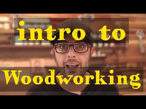 Woodworking for Newcomers Abilities | Again to Fundamentals ep1