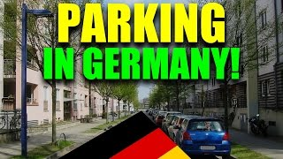DRIVING IN GERMANY 🚗 3 basic German parking rules + road signs explained! | VlogDave