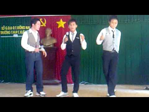 Hoa học trò-boyband C5-THPT Xuân Lộc (2009-2010)