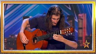 Guitar Player Leaves Judges In Tears | Auditions 2 | Spain's Got Talent 2019
