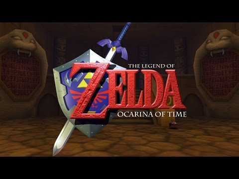 Shadow and Spirit Temple | The Legend of Zelda: Ocarina of Time