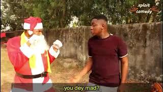 SANTA CLAUSE VS FATHER CHRISMAS (Xploit Comedy)