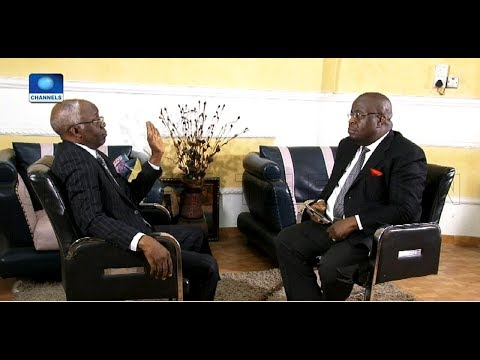 Nigeria's Electoral Jurisprudence Is 'One Of The Most Backward In The World' - Falana Pt.2