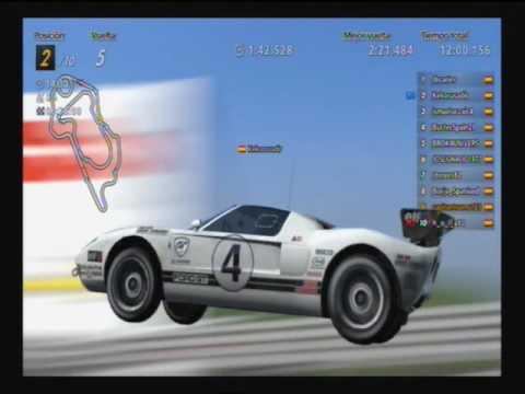 4ª carrera 2T Sport Race gt6