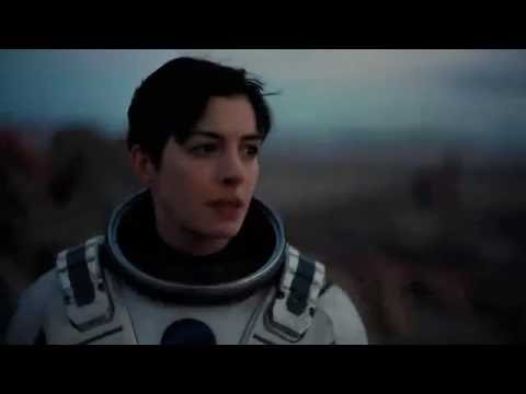 Interstellar- Edmunds Planet- She's out there (Ending film clip) HD