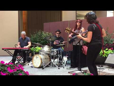 GG AMOS BLUES MUSIC // 2018 Market Street Summer Music Festival