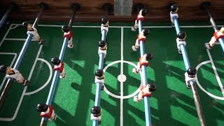 Table Soccer | Stock Footage - Videohive