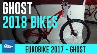 Ghost bikes 2018 MTB highlights