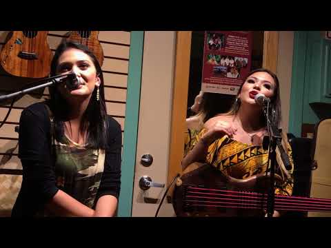 Danny's Song Kapena at Mele & Mo`olelo