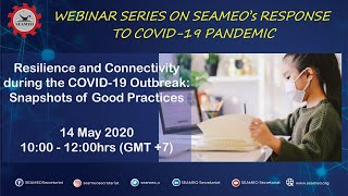 [Webinar] Resilience and connectivity during the C-19 (14May10am)
