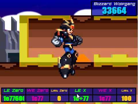 game megaman x virus mission 2 hack