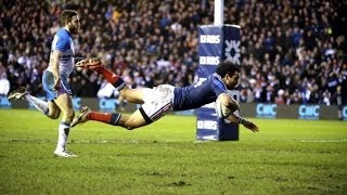 France - Ecosse _ 6 Nations (2014) RESUME