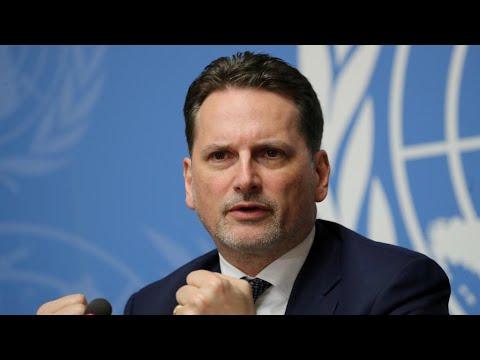 استقالة مفوض الأونروا على خلفية تحقيق يتهمه بإساءة استخدام السلطة  - 10:55-2019 / 11 / 7