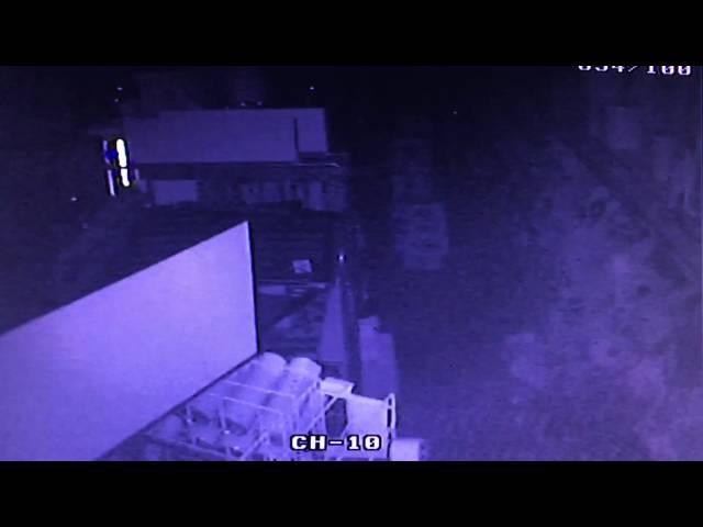 Vídeo del momento exacto del seísmo de 6,2 en el centro de Italia
