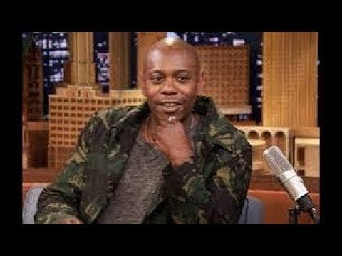 The Dave Chappelle Theory