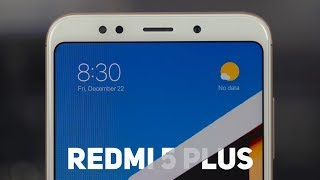 Xiaomi Redmi 5 Plus распаковка и первое мнение. Зачем покупать дорогие смартфоны?