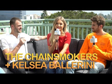 The Chainsmokers & Kelsea Ballerini On Their Collaboration, Writing Process, New Music & More