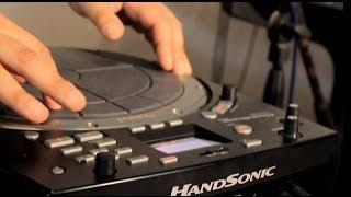 Rolandtv Handsonic Hpd 20 Review En Español