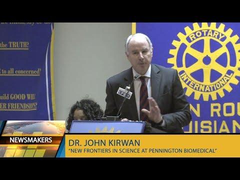 New Frontiers in Science at Pennington Biomedical | Dr. John Kirwan