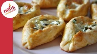 Peynirli Pide Poğaça - Nefis Yemek Tar...