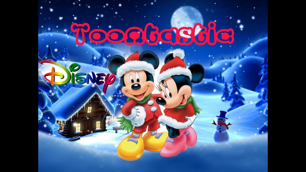 Disney On Ice Winter Christmas Story Special - 1hr Compilation ...