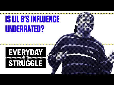 Is Lil B's Influence Underrated?   Everyday Struggle