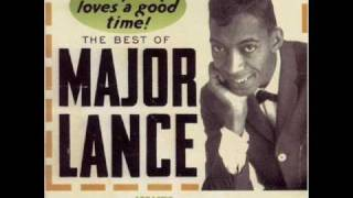 "Major Lance ""Sweet Music"" 1964 Okeh"