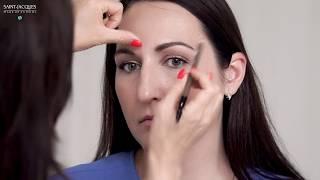 Секреты макияжа. Как скорректировать нависшее веко.