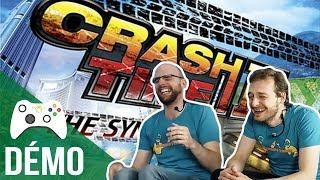 CRASH TIME 4 [Xbox 360] - Démo FR