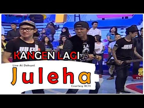 KANGEN LAGI [Juleha] Live At Dahsyat (12-12-2014) Courtesy RCTI
