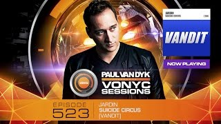 Paul van Dyk VONYC Sessions EP 523
