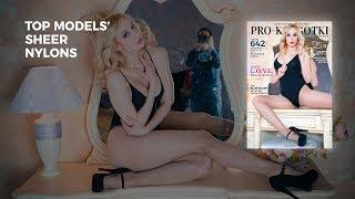 Models Pantyhose fashion