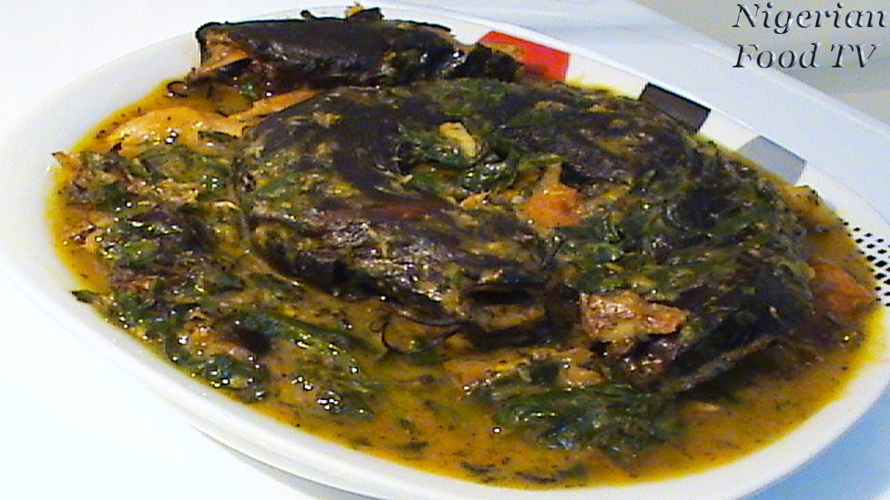 Ofe owerri soup nigerian food recipes youtube forumfinder Gallery