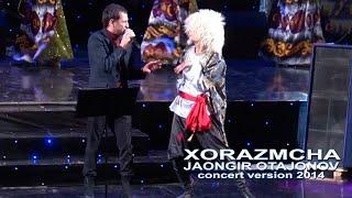 Скачать Jahongir Otajonov Xorazmcha Жахонгир Отажонов Хоразмча Concert Version 2014