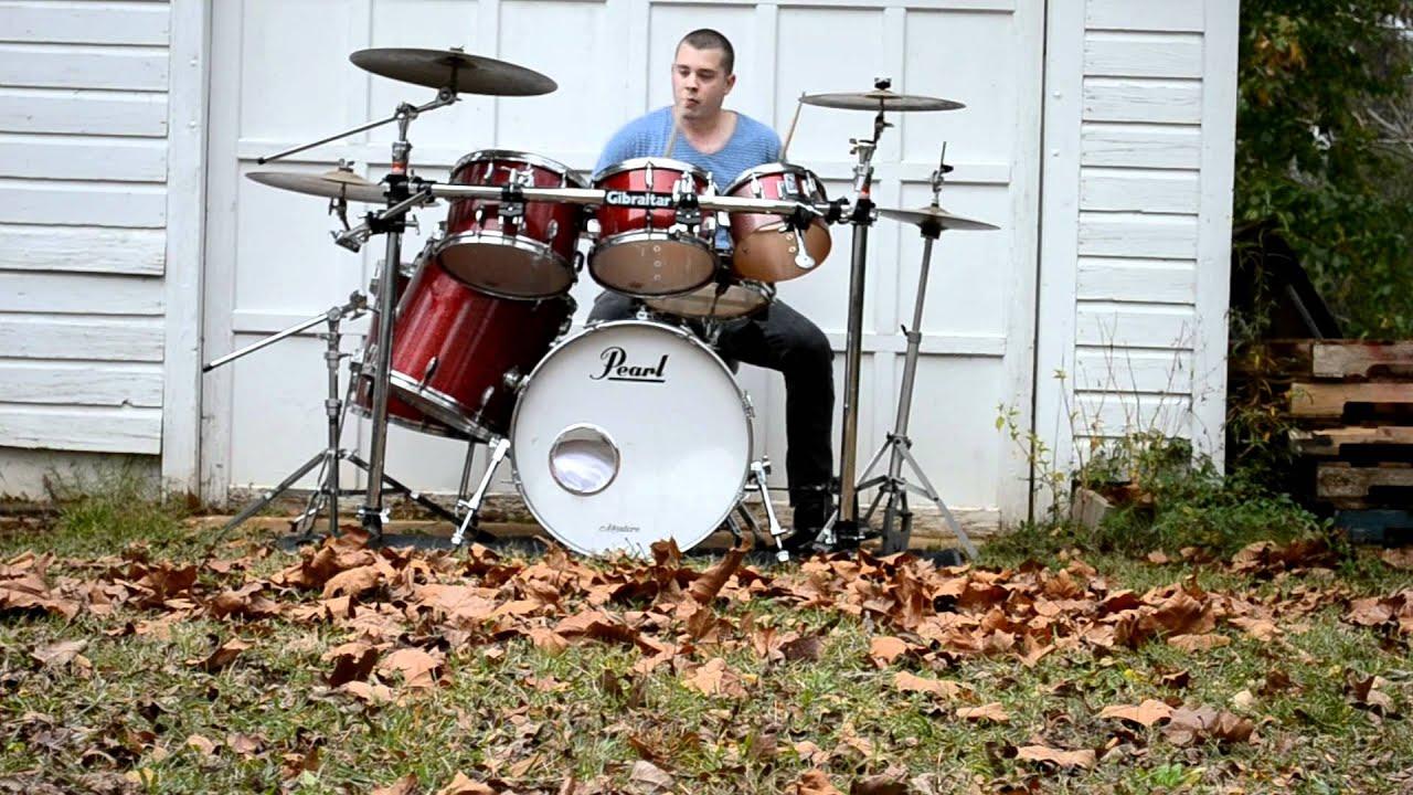 Pearl Vintage Mx Series 7 Piece (george Edmondson Drum Solo)