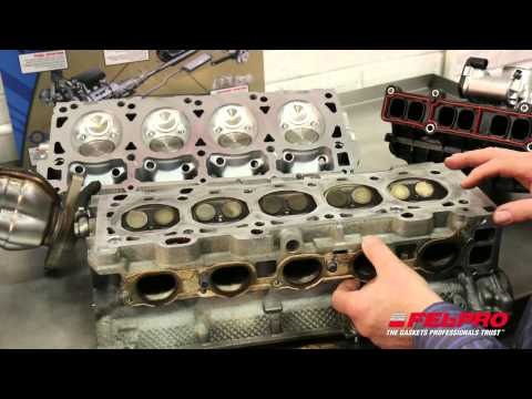 General Cleaning and Prep for Gasket Installation