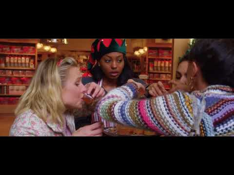A Bad Moms Christmas review – a sweet