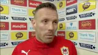 Bellamy Critical of Cardiff fans after Norwich game.