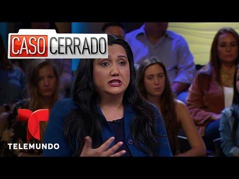 Maestra desbocada | Caso Cerrado | Telemundo