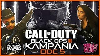 MR. I MRS. SMITH | Call of Duty: Black Ops III | Perla & Rojo | KAMPANIA #5 | 60FPS GAMEPLAY