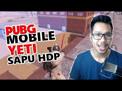 YETI SAPU BERSIH HDP - PUBG MOBILE INDONESIA