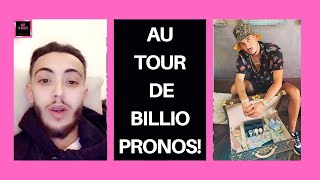 NABIL BALANCE SUR LAURENT BILLIO PRONOS