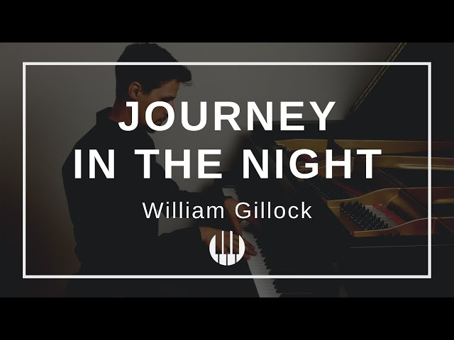 Journey in the Night by William Gillock