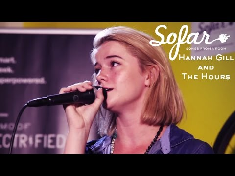 Hannah Gill and The Hours - The Water | Sofar NYC
